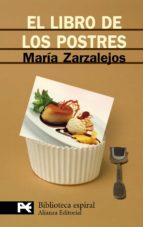 el libro de los postres maria zarzalejos 9788420659411