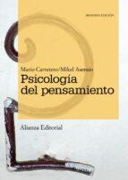 psicologia del pensamiento: teoria y practicas mario carretero 9788420683911