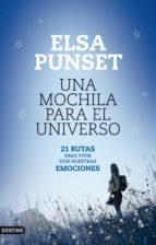una mochila para el universo (ebook)-elsa punset-9788423327911