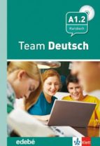 team deutsch 2º eso a1.2 + 1 cd 9788423670611