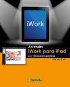 aprender iwork para ipad con 100 ejercicios practicos-9788426718211