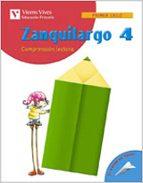 zanquilargo 4. comprension lectora (primaria)-c. duarri-9788431674311