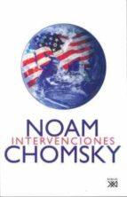 intervenciones-noam chomsky-9788432313011