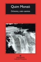 ochenta y seis cuentos-quim monzo-9788433972811