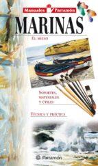 marinas: tecnica y practica-9788434225411