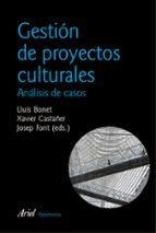 gestion de proyectos culturales: analisis de casos (3ª ed.) 9788434428911