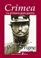 crimea: la primera gran guerra-orlando figes-9788435027311