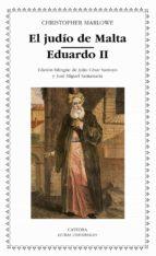 el judio de malta; eduardo ii (ed. bilingüe español ingles) christopher marlowe 9788437621111