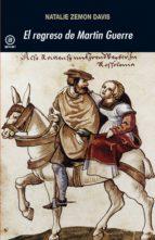 el regreso de martin guerre (ebook) natalie zemon davis 9788446038511