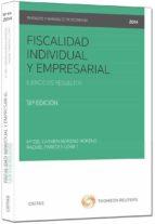 fiscalidad individual y empresarial: ejercicios resueltos (18ª ed .) mª del carmen moreno moreno 9788447047611