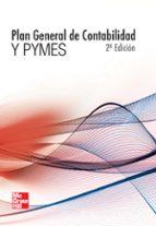 plan general de contabilidad y pymes (incluye desplegables) (2ª ed.) 9788448182311