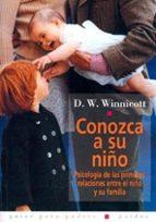 conozca a su niño-donald woods winnicott-9788449300011