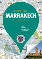 marrakech (plano - guía) 2018-9788466661911