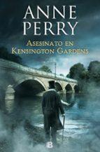 asesinato en kensington gardens (inspector thomas pitt 32) anne perry 9788466665711