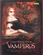 como dibujar y pintar vampiros tom kidd 9788467906011