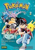 pokemon 2: rojo, verde y azul 2 hidenori kusaka 9788467922011