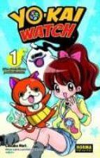 yo kai watch: dias miauravillosos y emiucionantes chikako mori 9788467928211