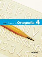 ortografía 4º eso cuaderno 4-9788468307411