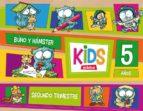 kids 5 años 2º trimestre ed 2013-9788468309811