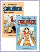 pack one piece n º 1 + one piece nº 2 especial8,9-eiichiro oda-9788468480411
