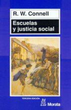 escuelas y justicia social r. w. connell 9788471124111