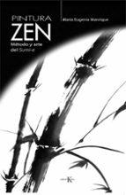 pintura zen maria eugenia manrique 9788472456211