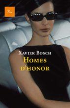 homes d honor-xavier bosch-9788475882611