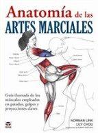 anatomia de las artes marciales norman link 9788479029111