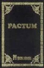 pactum: la obra magistral de la hechicera antigua 9788479100711