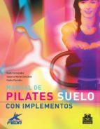 manual de pilates suelo con implementos susana moral gonzalez 9788480190411
