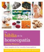 la biblia de la homeopatía ambika wauters 9788484455011