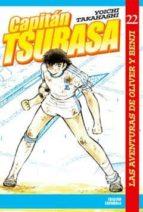 capitan tsubasa nº 22: las aventuras de oliver y benji-yoichi takahashi-9788484498711