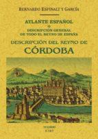 atlante español o descripcion general de todo el reyno de españa (ed. facsimil de la obra de 1787)-bernardo espinalt y garcia-9788490015711