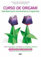 curso de origami-francesco decio-vanda battaglia-9788490568811