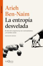 la entropía desvelada (ebook)-arieh ben-naim-9788490664711