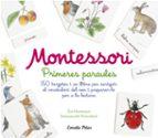 montessori: primeres paraules-eve herrmann-emmanuelle tchoukriel-9788491372011