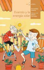 evaristo y la energia solar-fernando lalana-9788491421511