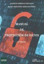 manual de proteccion de datos 2 edicion 2017 9788491482611