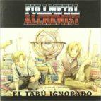 full metal alchemist: el tabu ignorado laia lleonart 9788492458011