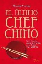 el ultimo chef chino nicole mones 9788492461011