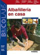 albañileria en casa paso apaso 9788492678211