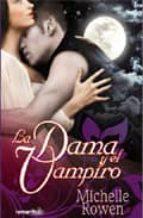 la dama y el vampiro michaelle rowen 9788493210311