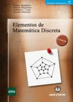 elementos de matematica discreta (3ª ed.) emilio bujalance 9788496094611