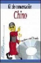 kit de conversacion chino (incluye cd) 9788496481411