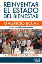 reinventar el estado del bienestar (ebook)-mauricio rojas-9788496729711
