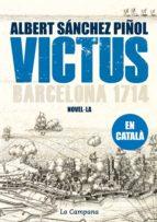 victus (ebook)-albert sanchez piñol-9788496735811