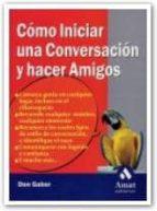 como iniciar una conversacion y hacer amigos-don gabor-9788497350211