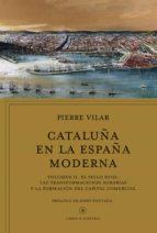 cataluña en la españa moderna, vol. 2-pierre vilar-9788498929911