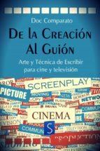 de la creación al guión (ebook)-doc comparato-9788582451311