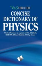 concise dictionary of physics (ebook) v&s publishers' editorial board 9789381588611